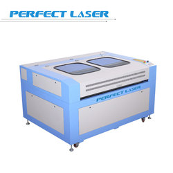 Wood / Acrylic / PVC / Architectural Models / Rubber / CO2 cnc laser wood cutting machine