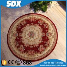 Point Plastic Backing Ground Protection Mat Printed Persian Carpet