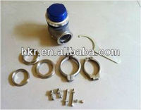 HKR WG1005 high quality no second pollution car exhaust valve