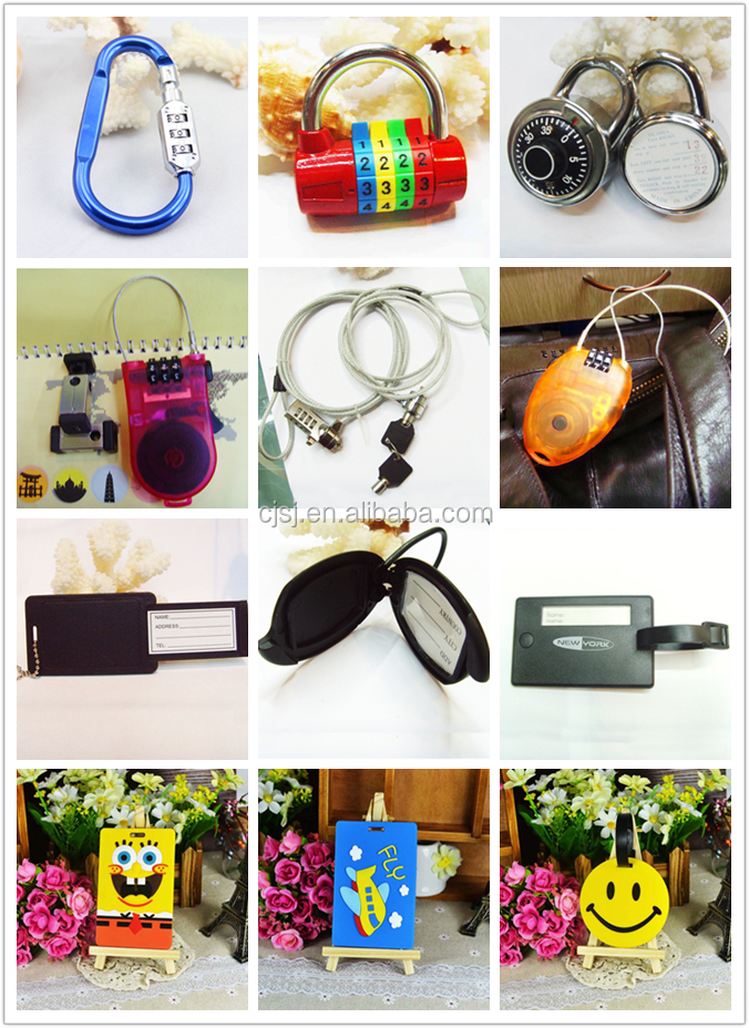 CH-18C Travel bag accessories luggage strap traveling name strap