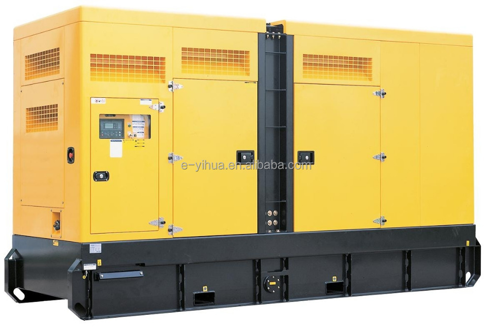 China engine diesel generator 28-160kw with digital control panel on discount