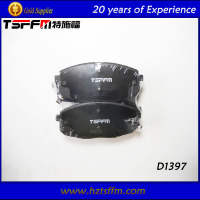 D1397 China disc brake pad HYUNDAI car