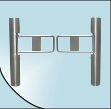 electric locking swing gates/Molinetes de acceso