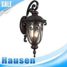 Wholesale durable IP44 die casting aluminum wall bracket light fitting
