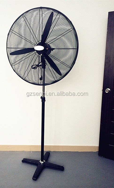 High Speed Fan Blades : Heavy duty blades high speed cooling fan