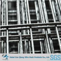 6x6 concrete reinforcing welded wire mesh from anping xuniqng