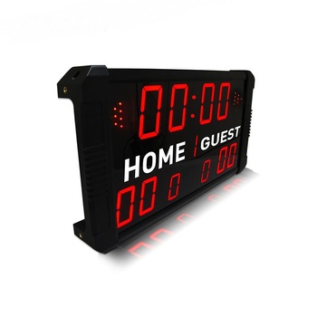 Ganxin wireless control led digital football scoreboard digital score board