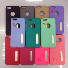 mobile phone factory price combo case for samsung galaxy s6 case solf silicon cover