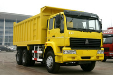 SINOTRUK HOKA 6*4 TIPPER TRUCK FOR SALE