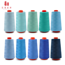 Hot Sale Colorful Polyester Sewing Thread