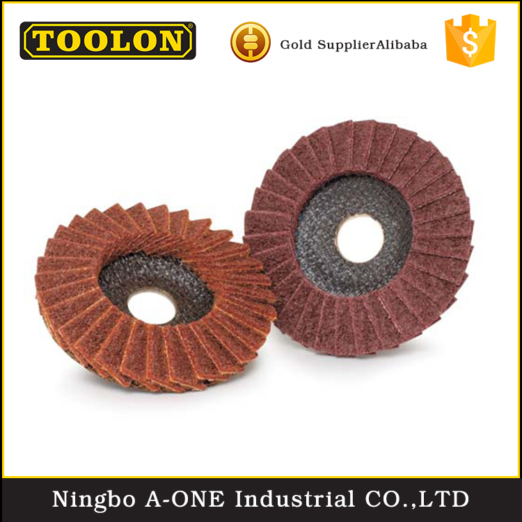 Onsite Checked Super Quality Concrete Flap Grinding Disc