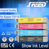 Auto Reset Chip for Epson t0711/t0712/t0713/t0714 for Epson Ink Cartridge for Epson BX40W,BX300F,BX600FW,BX610FW,SX610FW
