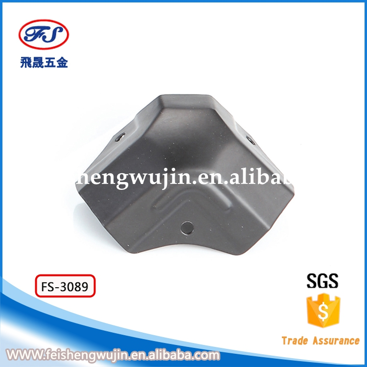 FS-3089 K type metal corner for hardware toolbox