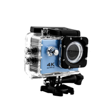 traveler 4K sport camera waterproof with remote control action camera