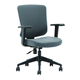 Cheap staff office chair medium back chair of typist use