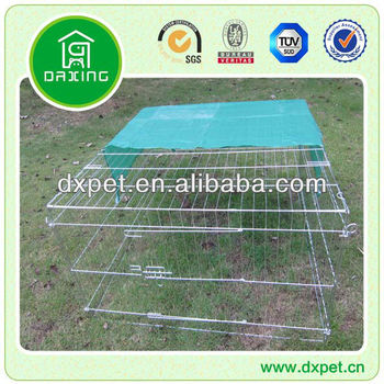 Wire Rabbit Cages Sale DXW001