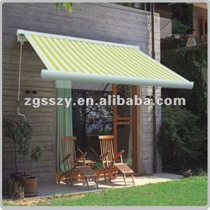 Outdoor Sun Retractable Awning ( Outdoor)