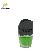 The International Car Vent Empty Car Air Freshener Bottle Liquid Air Freshener