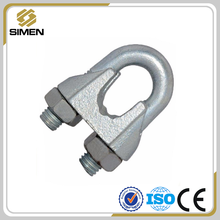 Carbon Steel Wire Rope Clips Best Rigging Hardware Drop Forged US TYPE