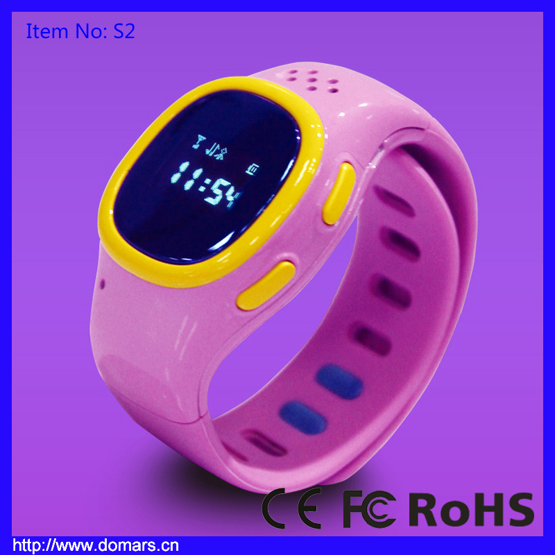 2015 New Arrival Product Fashion Smart Watch For Children GPS Bluetooth Smart Watch