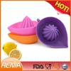 RENJIA homemade lemon squeezer press art lemon squeezer silicone the lemon squeezer