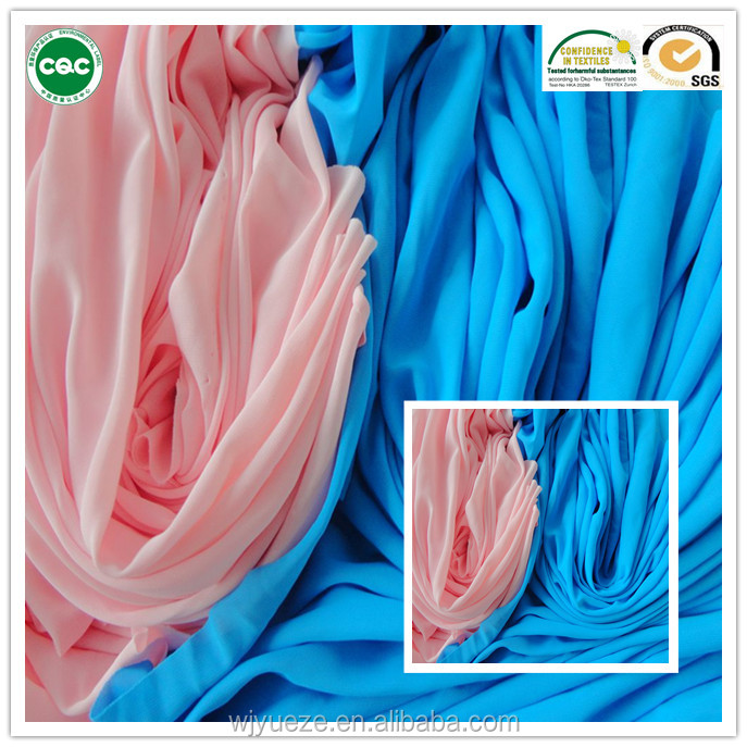 100% polyester lycra tulle fabric