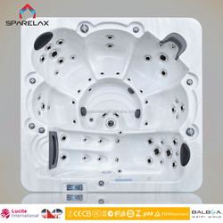SpaRelax New design acrylic hot tub distributors L521 with certificate approved