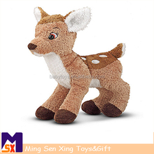 china new Customized plush toys manufacturer EN71 standard animal crossing