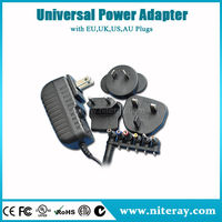 Factory price 8.5v power ac adapter 1500ma universal ac/dc adapter 8.2v switching power adapter