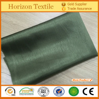 High Quality Polyester Cheap Dupioni Fabric For Curtains
