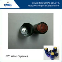 PVC heat shrinkable film Wine capsule,Names of Italian Red Wines Capsule