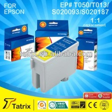 Color Ink Cartridge T050 for Epson