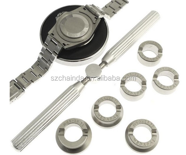 Watch Case Back Opener Wrench Key for Rolex and TUDOR
