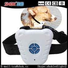 2016 Hot Selling Electric Dog Shock Collar Dog Bark Stop Collar For Traning