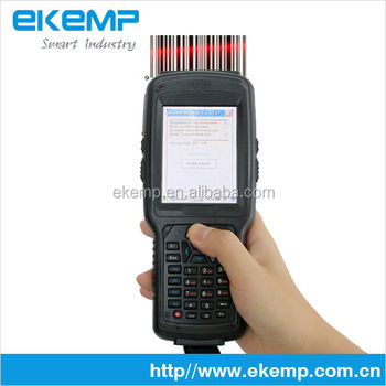 EKEMP Wearable Barcode Scanner /Android Data Collector With RFID 13.56Mhz,WIFI,3G,GPS(M35)