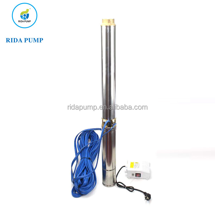 2017 RIDA MAX head Deep Water Well Cast Iron Water Hand Pumps for Drinking Water made in china
