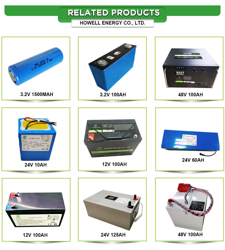 China Battery Factory UN38.3 approved 3.2v 50ah 100ah 180ah 200ah lifepo4 battery cell