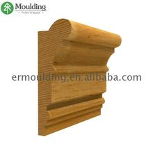 High Quality Customized Size wood molding shapes for wholesale