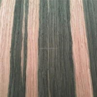 GS6049 ebony engineered veneer wood door design