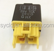 car motorcycle relay and flasher 12V-24V relay 95715-3700 4P