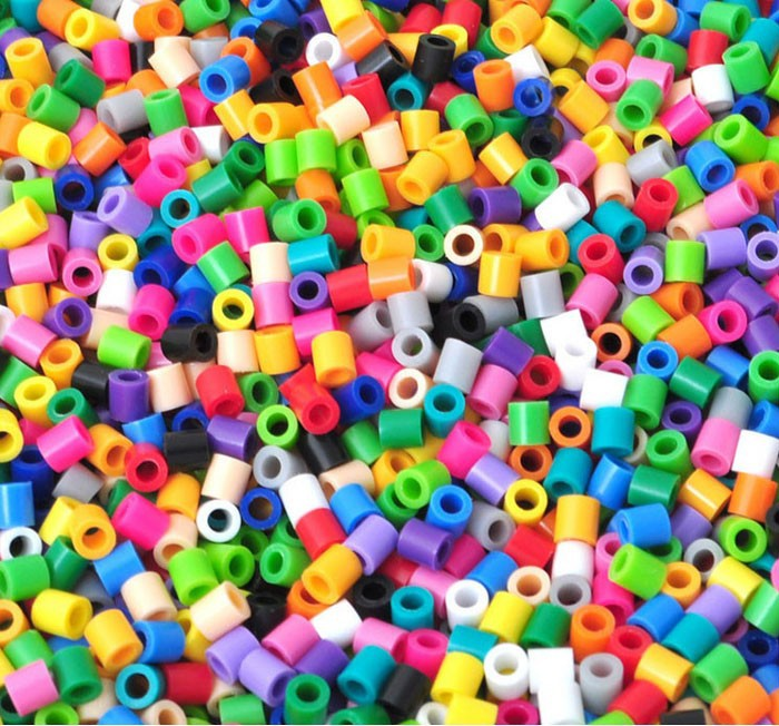 DIY 5mm 56 colors hama beads collection