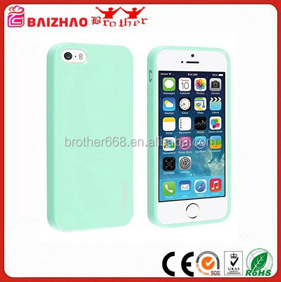 Fashion TPU Rubber Skin Protective Mobile Phone Cover