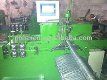 galvanized wire hanger machine with video