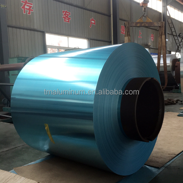 supply air conditioner finstock use hydrophilic aluminum foil roll plant
