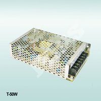 Triple Output Switching Power Supply with Short-circuit, Over-load and Over-voltage Protection (T-50 )