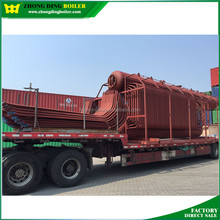 15ton industrial steam boiler with high thermal efficiency