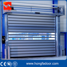 Automatically New Generation Rapid Speed Rolling Up Gate