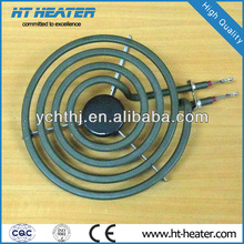 Hongtai Hot Sale High Quality Electric Cooking Heater Parts