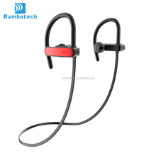 Universal Bluetooth Stereo Sweatproof Earphones,Bluetooth Mini Headphones Wireless Headset for Sports RU10