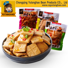 Spicy and Non Spicy Dried Wholesale Tofu